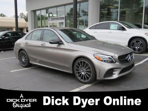 New 2019 Mercedes-Benz C-Class C 300 RWD Sedan