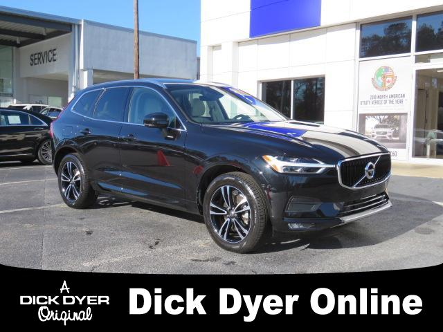Pre Owned 2018 Volvo Xc60 T5 Awd Momentum Sport Utility In Columbia