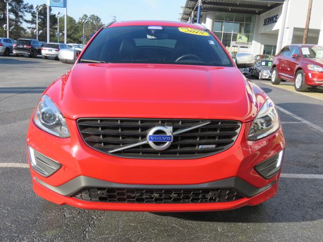 Certified Pre Owned 2015 Volvo XC60 T6 AWD SUV R Design