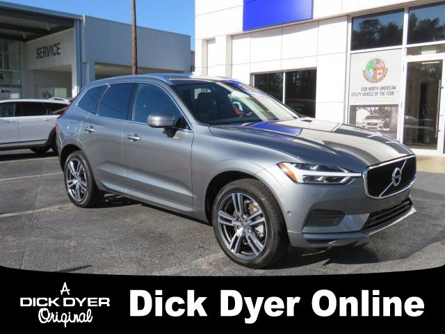Pre Owned 2018 Volvo Xc60 T6 Awd Momentum Sport Utility In Columbia